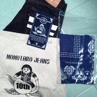 Momotaro 0205TN 10th Anniversary (Slim Straight) Size 28