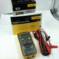 harga Fluke 101 Digital Multimeter AVOmeter Multitester Original Garansi Tokopedia.com