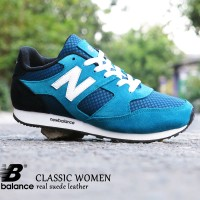 harga Sepatu Wanita New Balance Classic Grade Ori Tosca / sport casual cewek Tokopedia.com