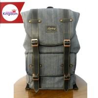 Harga Ransel Denim Travelbon.com
