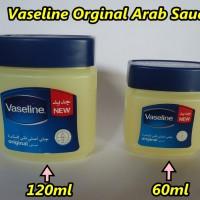 VASELINE petroleum jelly 60ml PELEMBAB GLOSSY BIBIR PEMBERSIH MAKEUP
