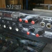 Kit Amplifier 2.1 High Power Subwoofer DMS5500 Out SUBWOOFER + KARAOKE