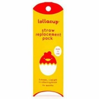 Lollacup Replacement Straw Sedotan Lollacup