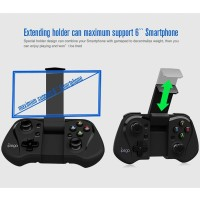 Ipega Wireles Bluetooth Game Controler Gamepad for Android - Black