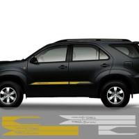 harga Sticker Mobil List Body Samping Trd Sportivo Toyota Gold Silver Stiker Tokopedia.com