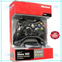 Wireless Xbox360 Controller Original (+receiver)