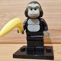 Lego Original Minifigure Gorilla Suit Guy