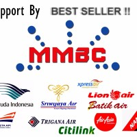 MMBC Tour & Travel (Tiket Pesawat, KAI, Voucher Hotel, PPOB)