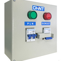 CHINT CZ1-63/2P Panel Interlock PLN - GENSET 2P