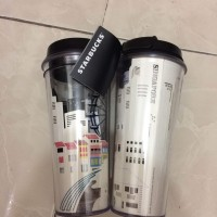 Tumbler Starbucks Relief view Singapore Original 16oz grande 473ml