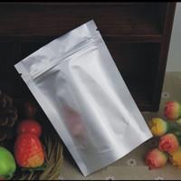 standing pouch aluminium foil + ziplock 16 x 24
