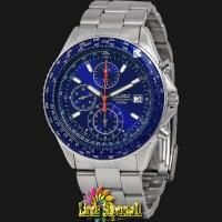 Jam Tangan Pria Seiko Chronograph Fligth Master Pilot SND255P1