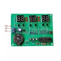 Digital Clock / Jam Digital Atmel 89C2051
