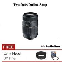 harga Tamron Lensa Canon AF 70-300mm + Filter & Hood f/4-5.6 Di LD Macro Tokopedia.com