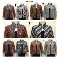 harga Bolero/ Cardigan Bolak Balik Batik Sogan Panjang Bl16 15 Tokopedia.com