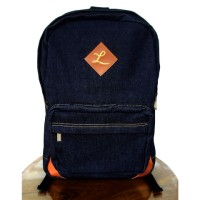 harga 1st Dry Simply Black (Lomberg Backpack) / Tas Ransel / Laptop Denim Tokopedia.com