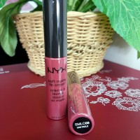NYX Soft Mate Lip Cream San Paulo