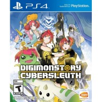 PS4 DIGIMON STORY: CYBER SLEUTH (Region 1/USA/English)