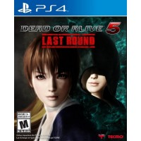 PS4 DEAD OR ALIVE 5 LAST ROUND (Region 2/EUR/English)