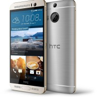HTC One M9+ ( GOLD 0n GOLD / GOLD 0n SILVER / METAL GRAY )