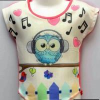 harga Cb27 Owl 3800 Kaos Anak Perempuan Baby Bayi Cocoice Tokopedia.com