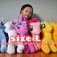 Jual Boneka My Little Pony Size L Murah
