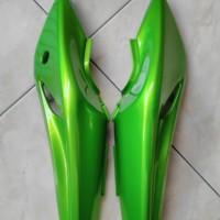 harga Body Belakang Ninja RR New Hijau Metalik Original KawasakiPart Spasang Tokopedia.com
