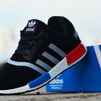 Promo sepatu sneakers pria keluaran terbaru adidas nmd runner