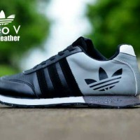 Sepatu kuliah sneakers pria keluaran terbaru adidas neo