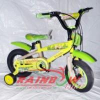 harga Sepeda Anak Laki BMX 12 Wim Cycle Minion (sudah rakit) - GO-KILAT Tokopedia.com