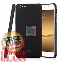 harga Cocose Matte Tpu Rubber Silikon Softcase Back Soft Case Oppo F1s A59 Tokopedia.com