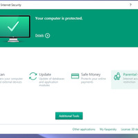 KASPERSKY INTERNET SECURITY 2016 FOR 3PC original murah garansi 100%