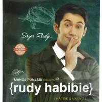 DVD Original {rudy habibie} Rudy Habibie (With Case)