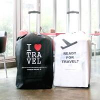 harga kain pelindung koper cover case 2nd Luggage cover Travel sarung casing Tokopedia.com