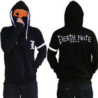Death Note - Jaket Hoodie Ninja Harakiri DeathNote L Lawliet Anime