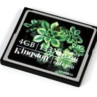 Kingston CF Memory Card Elite Pro 133X 4GB