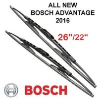 Wiper Honda Civic FD 2005 - BOSCH Advantage 26/22