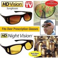 Jual Kacamata vision 2 in 1 ( kacamata anti silau siang dan malam ) Murah