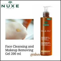 Nuxe Reve de Miel Face & Makeup Cleansing Gel 200 ml