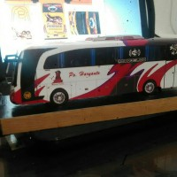 harga miniatur bus haryanto Tokopedia.com