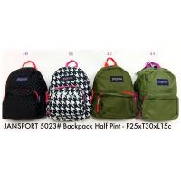 Tas Ransel Import Jansport Small Backpack Half Pint 5023 - 30-31-32-