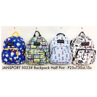 Tas Ransel Import Jansport Small Backpack Half Pint 5023 - 5-6-7-8