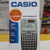 Casio Fx-3650P II Kalkulator Scientific Programmable