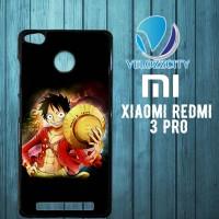 Monkey D Luffy One Piece Art Z3850 Xiaomi Redmi 3 Pro Casing (Case, Co