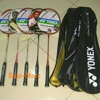 Raket Badminton Yonex Senar + Tas + Grip
