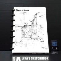 Lyra Sketch Book A5