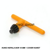 Kunci Kepala Bor 10 Mm + Cover Karet