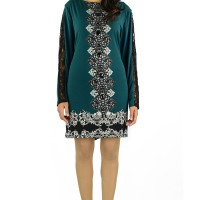 Everly Hermione | Crystal Dress | Green | Mini Dress | Terusan | Rok