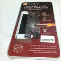 IPHONE 5/5S TEMPERED GLASS GORILLA GLASS BRAND OREN ORIGINAL