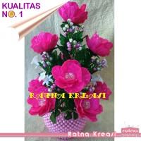 harga Bunga Kerang Besar Warna Pink Tokopedia.com